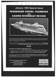 Maritime Reporter Magazine, page 78,  Dec 1993