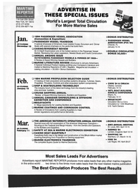 Maritime Reporter Magazine, page 80,  Dec 1993