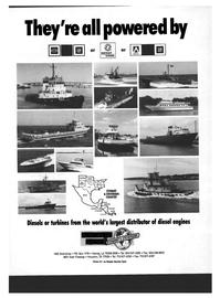 Maritime Reporter Magazine, page 7,  Dec 1993