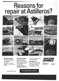 Maritime Reporter Magazine, page 9,  Jan 1994 Spain