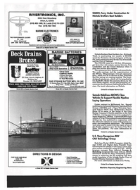 Maritime Reporter Magazine, page 12,  Jan 1994 Gulf of Mexico