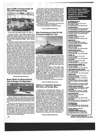 Maritime Reporter Magazine, page 14,  Jan 1994 Caribbean