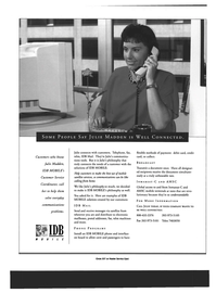 Maritime Reporter Magazine, page 2nd Cover,  Jan 1994 everyday communications problems