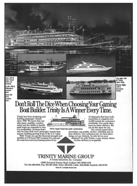 Maritime Reporter Magazine, page 21,  Jan 1994 Trinity Industries Inc.