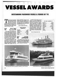 Maritime Reporter Magazine, page 26,  Jan 1994 Louisiana