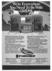 Maritime Reporter Magazine, page 1,  Jan 1994 Denmark