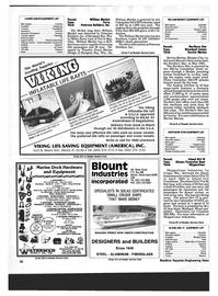 Maritime Reporter Magazine, page 30,  Jan 1994 Florida