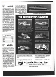 Maritime Reporter Magazine, page 31,  Jan 1994 Florida