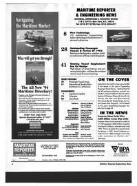 Maritime Reporter Magazine, page 2,  Jan 1994 Patti Shipyard