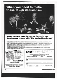 Maritime Reporter Magazine, page 42,  Jan 1994 United States