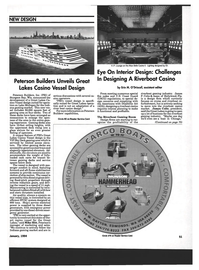 Maritime Reporter Magazine, page 49,  Jan 1994 Indiana