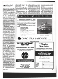 Maritime Reporter Magazine, page 51,  Jan 1994 Washington