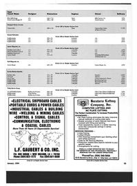 Maritime Reporter Magazine, page 53,  Jan 1994 Missouri