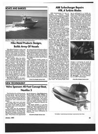 Maritime Reporter Magazine, page 63,  Jan 1994 New Jersey