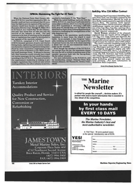 Maritime Reporter Magazine, page 64,  Jan 1994 George F. Glas