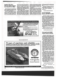 Maritime Reporter Magazine, page 66,  Jan 1994 West Coast