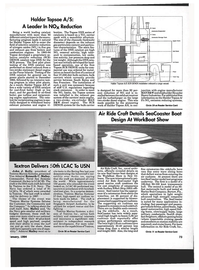Maritime Reporter Magazine, page 71,  Jan 1994 Naval Sea Systems Command