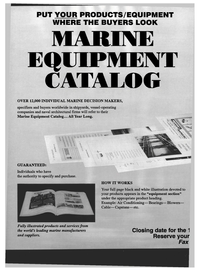 Maritime Reporter Magazine, page 86,  Jan 1994 appropriate product