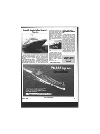 Maritime Reporter Magazine, page 17,  Feb 1994 Washington