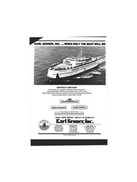 Maritime Reporter Magazine, page 2nd Cover,  Feb 1994 Louisiana