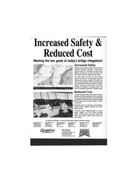 Maritime Reporter Magazine, page 39,  Feb 1994 Bridge is a proven system