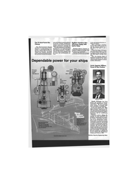 Maritime Reporter Magazine, page 56,  Feb 1994 Loran Display With Built