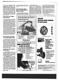 Maritime Reporter Magazine, page 13,  Mar 1994 Passenger Vessel Opera