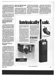 Maritime Reporter Magazine, page 21,  Mar 1994 Washington