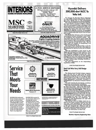 Maritime Reporter Magazine, page 28,  Mar 1994 Mississippi