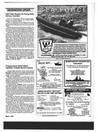 Maritime Reporter Magazine, page 43,  Mar 1994 Robert P. Gillan