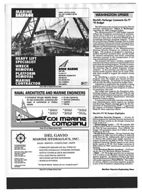 Maritime Reporter Magazine, page 44,  Mar 1994 Louisiana