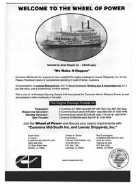 Maritime Reporter Magazine, page 48,  Mar 1994 Al Heisler