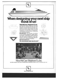 Maritime Reporter Magazine, page 53,  Mar 1994 Hose-McCann Telephone CQ Inc.