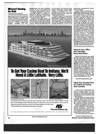 Maritime Reporter Magazine, page 60,  Mar 1994 Wisconsin