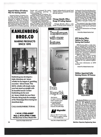 Maritime Reporter Magazine, page 62,  Mar 1994 Bally Gaming