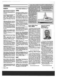 Maritime Reporter Magazine, page 67,  Mar 1994 east coast