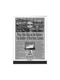 Maritime Reporter Magazine, page 52,  Apr 1994 Alton Belle Casino
