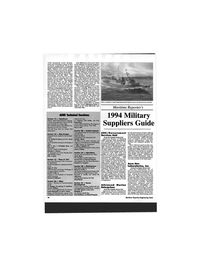 Maritime Reporter Magazine, page 62,  Apr 1994 Norbert H. Doerry