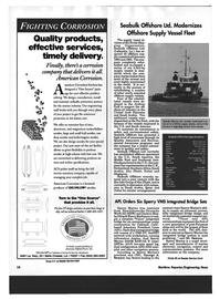 Maritime Reporter Magazine, page 14,  May 1994 Arabian Gulf