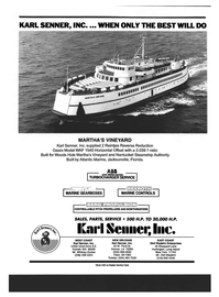 Maritime Reporter Magazine, page 2nd Cover,  May 1994 Louisiana