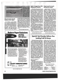 Maritime Reporter Magazine, page 18,  May 1994 Michigan