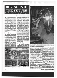 Maritime Reporter Magazine, page 20,  May 1994 robotic solutions