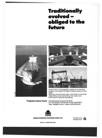 Maritime Reporter Magazine, page 23,  May 1994 Howaldtswerke-Deutsche Werft AG