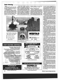 Maritime Reporter Magazine, page 28,  May 1994 JIM LAGONIKOS