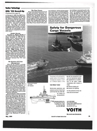 Maritime Reporter Magazine, page 33,  May 1994 New York