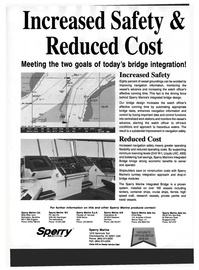 Maritime Reporter Magazine, page 34,  May 1994 Bridge is a proven system