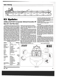 Maritime Reporter Magazine, page 35,  May 1994 equipment