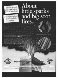 Maritime Reporter Magazine, page 37,  May 1994 fuel oil/fire