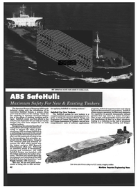 Maritime Reporter Magazine, page 40,  May 1994 software applications programs