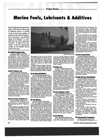 Maritime Reporter Magazine, page 46,  May 1994 Pre-Lube 19